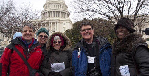 Pursuing justice in Washington