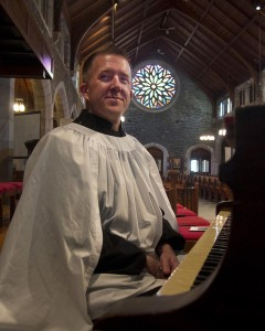 Chris Henke, Director of Music