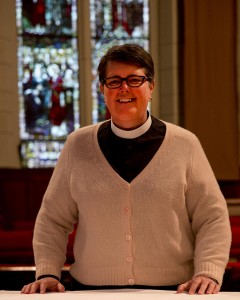 The Rev. Cynthia Black, Rector