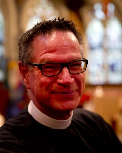 The Rev. David Jones
